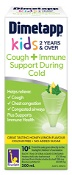 Dimetapp Kids Cold, Cough + Immune Support 200ml