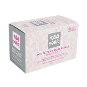 Tea Tonic White Tea & Rose Petals 20 Tea Bags