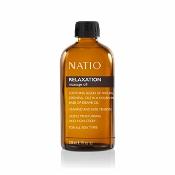 Natio Massage Oil Relaxation 200ml