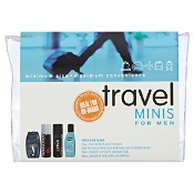 Travel Minis For Men 4 Pieces