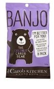 The Carob Kitchen Banjo Bear Coconut 8 Pack 120g