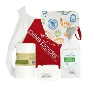 Pea Pods Trial Pack (Nappy Designs Vary)