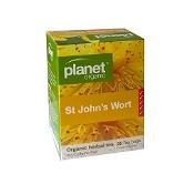Planet Organic St Johns Wort Herbal Tea 25 Tea Bags