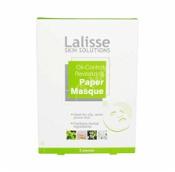Lalisse Oil-Control Revitalizing Paper Masque 3 Pieces