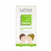 Lalisse Spot-Free Acne Rescue Patches 24 Dots
