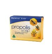 Natural Life Propolis Soap with Tea Tree, Eucalyptus & Manuka Honey 100g