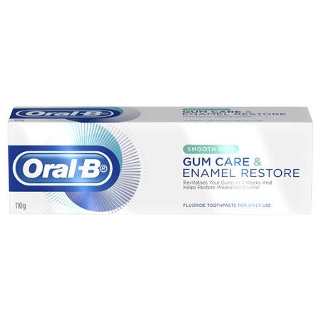 Oral B Gum Care & Enamel Restore Toothpaste 110g
