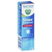 Vicks Sinex Nasal Decongestant ExtraFresh 15ml