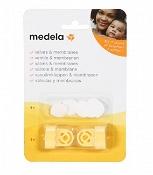 Medela Valve & Membrane Pack includes 2 Valves and 6 Membranes