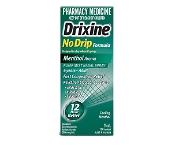 Drixine No Drip Nasal Spray Menthol 15ml