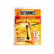 Hot Hands Hand & Body Super Warmer