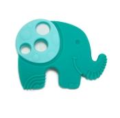 Marcus & Marcus Sensory Teether Ollie Elephant Green