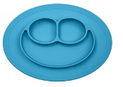 Ezpz The Mini Mat Blue
