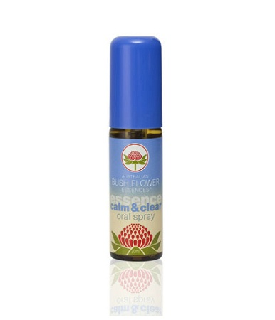 Australian Bush Flower Calm & Clear Oral Spray 20ml