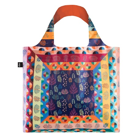 Loqi Shopping Bag Hvass & Hannibal Collection Maze