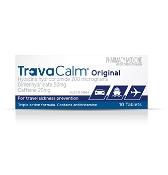 Travacalm Original 10 Tablets