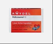 Raydel Policosanol10 30 Tablets