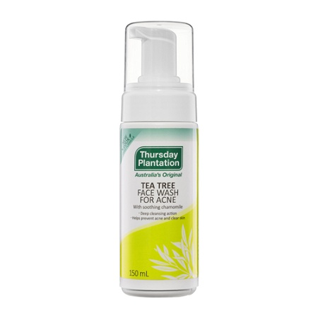 Thursday Plantation Tea Tree Acne Face Wash 150ml