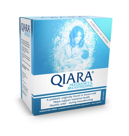 Qiara Pregnancy & Breastfeeding 28 Sachets