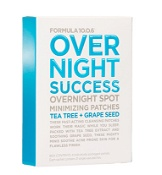 Formula 10.0.6 Over Night Success Spot Minimizing Patches 4 Pack