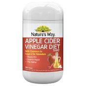 Natures Way Apple Cider Vinegar Diet 60 Tablets