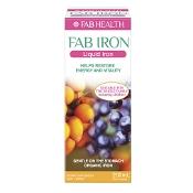 Fab Iron Liquid 200ml