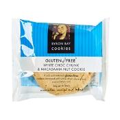 Byron Bay Cookies Gluten Free Cookies White Choc Macadamia 60g
