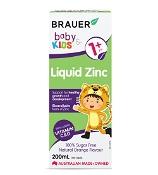 Brauer Baby & Kids Liquid Zinc 200ml