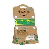 Parakito Mosquito Repellent Kids Wristband (Colour selected at random)