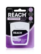 Reach Dentotape Floss Extra Wide & Shred Resistant 20 Metres