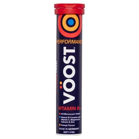 Voost Performance 20 Effervescent Tablets