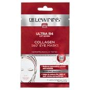 Dr Lewinns Ultra R4 Collagen Eye Masks 3 Pack