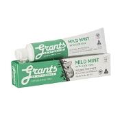 Grants Toothpaste Mild Mint with Aloe Vera 110g
