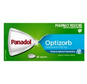 Panadol Optizorb 96 Caplets