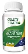 Quality Health Magnesium 500mg 100 Tablets