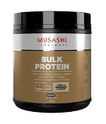 Musashi Bulk Protein Vanilla Milkshake Flavour 420g