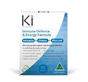 Ki Immune Defence and Energy Formula 60 Tablets