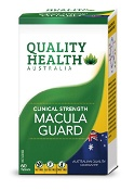 Quality Health Macula Guard 60 Tablets (Exp: December 2021, no refunds or exchanges)