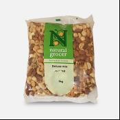 Natural Grocer Delux Nut Mix Roasted 1kg
