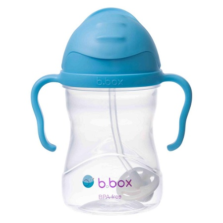 B.Box Sippy Cup Blueberry (New Design)