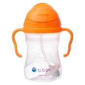 B.Box Sippy Cup Orange Zing  (New Design)
