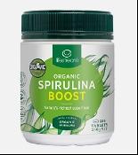 Lifestream Organic Spirulina Boost 500 Tablets