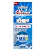 Dentagenie Interdental Brush Grey Size 0 12 Pack