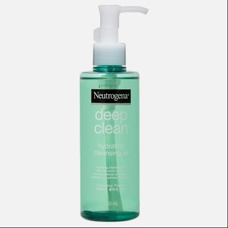 Neutrogena Cleansing Oil Hydrating for Dry Skin 200ml