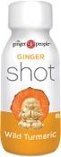 The Ginger People Ginger & Wild Turmeric Shot 60ml