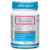 Life-Space Urogen Probiotic for Women 60 Capsules