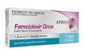 APO FAMCICLOVIR 500MG 3 TAB S3