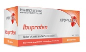 Ibuprofen 200mg Tablets 96 Pack APOHEALTH