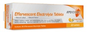 Effervescent Electrolyte Tablets Orange Flavour 20 Pack APOHEALTH