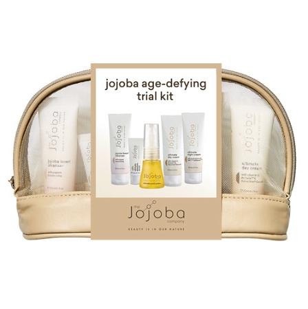 The Jojoba Company Jojoba Age-defying Trial Kit